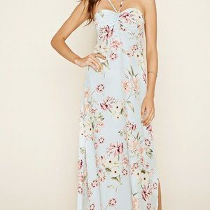Forever21 Foral Maxi Dress - Tags Attached